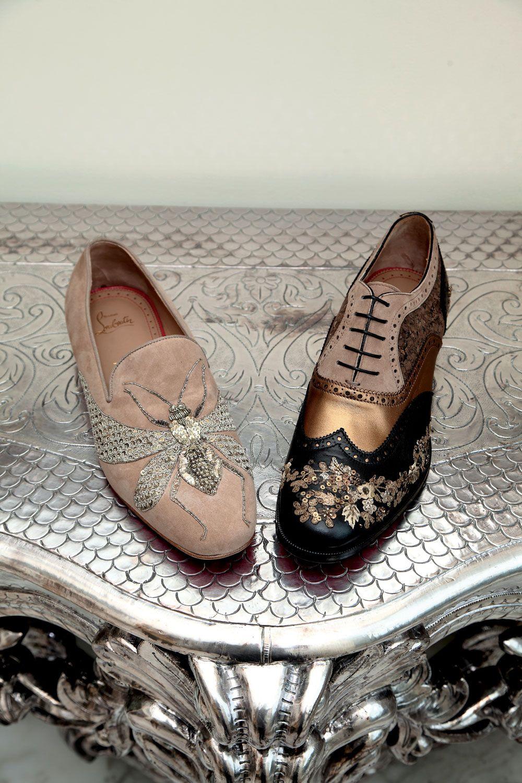 christian louboutin and sabyasachi shoes price