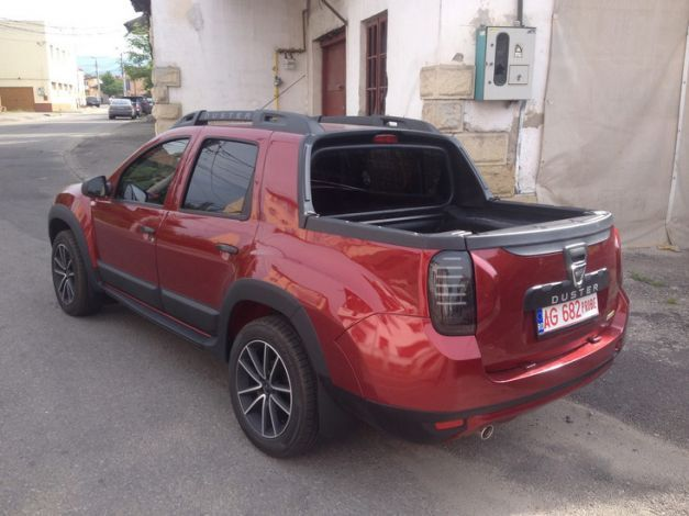 dacia duster pick up dacia automobilu romanesti pinterest cars sports cars and 4x4. Black Bedroom Furniture Sets. Home Design Ideas