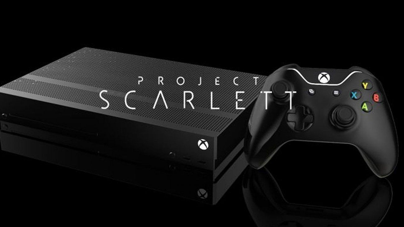 Xbox Scarlett Vr Teased Would Compete Against Psvr 2 0 Xbox Competing Xbox Kinect