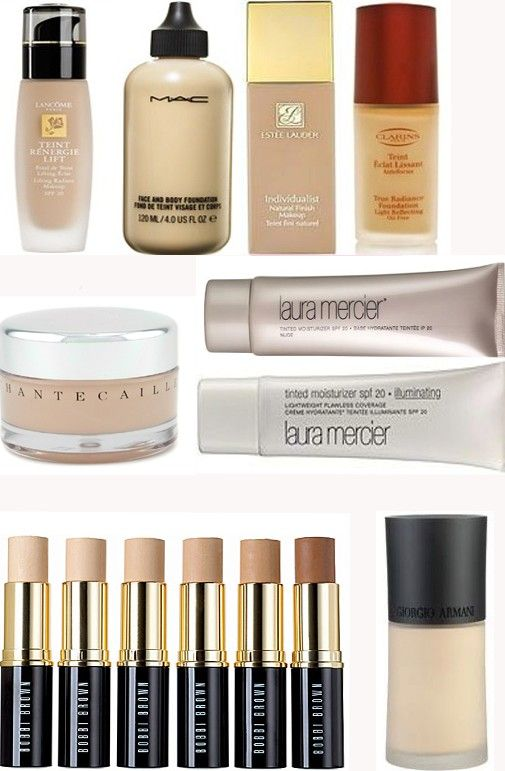 Best Foundations For Radiant Skin