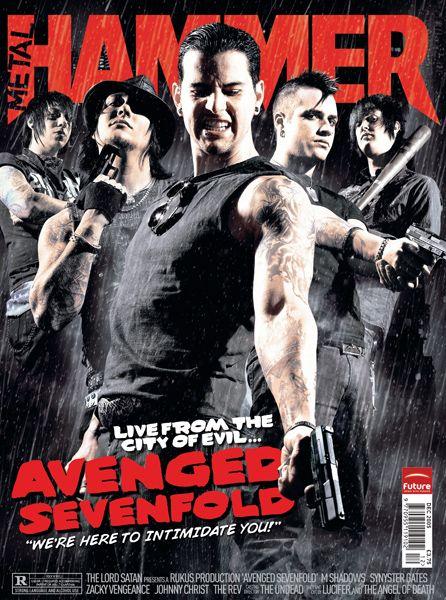 Metal Hammer December 2005 - kunhan kaikki sivut on tallella.. Ja siis hakusessa KAIKKI paitsi uusin Metal Hammer jossa on kannessa Avenged Sevenfold! Tai juttua siitä. Mutta muuten lehti ei kiinnosta, pelkästään kys bändin takia.