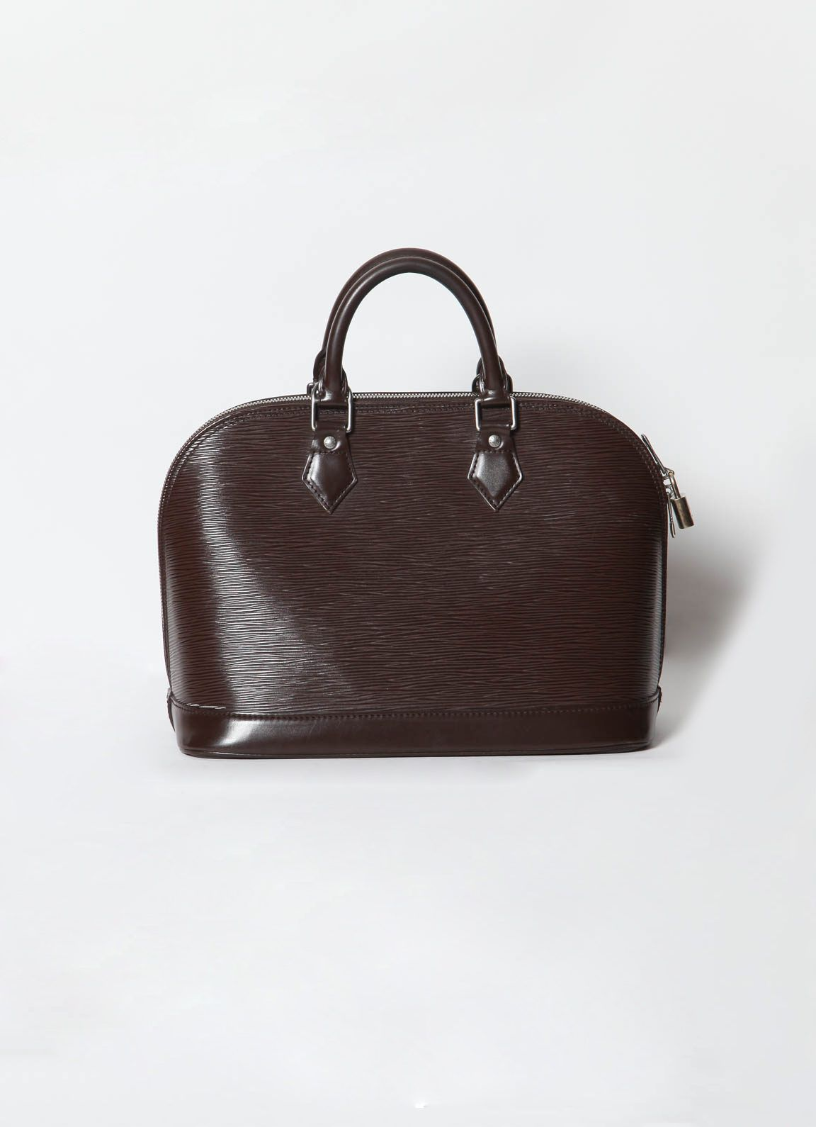 eba2e4a2905 Louis Vuitton Epi Leather Alma PM Bag