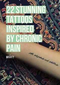 Chronic Pain Tattoos