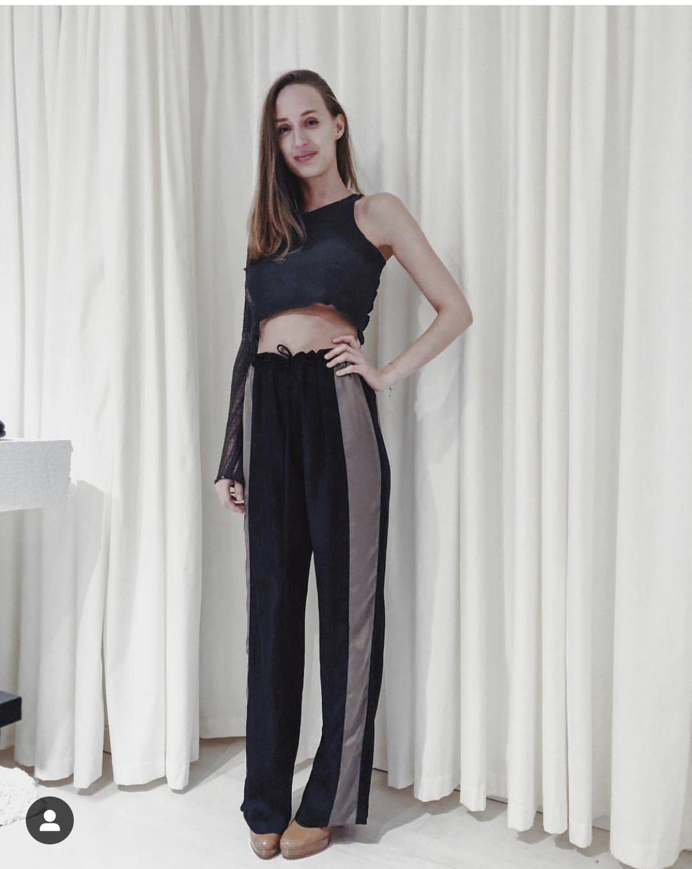 model: @c.broadbent   #voft #voft_knit #valeriyaolkhova #knitwear #texture #textiles #solid #unique #unconventional #conceptdesign #conceptfashion #slowfashion #handcraft #domesticmachine #whomadeyourclothes #madeincopenhagen #lycra #bustier #avantgarde #bodycon #dark #romanticism #fetish #poetic #red