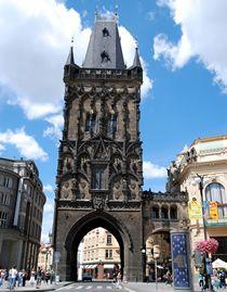 Prague, Powder Gate
