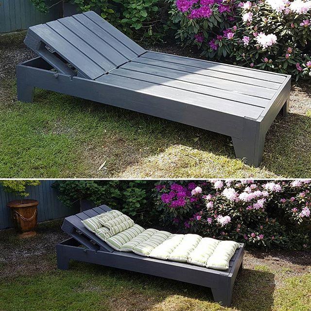 belle surprise ce matin au r veil dans mon jardin transat. Black Bedroom Furniture Sets. Home Design Ideas
