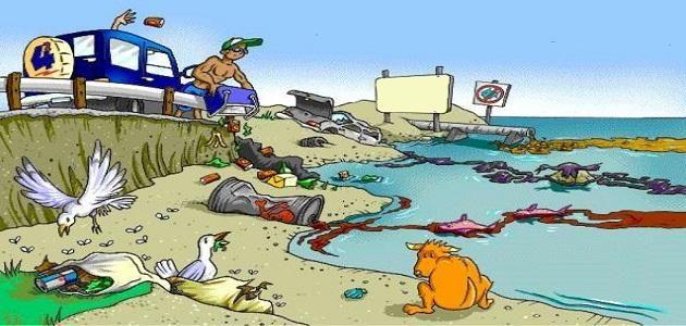 ما هي مصادر تلوث الماء Water Pollution Pollution Air Pollution