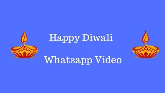 Happy Diwali Whatsapp Video 2016 Diwali Whatsapp Video Happy