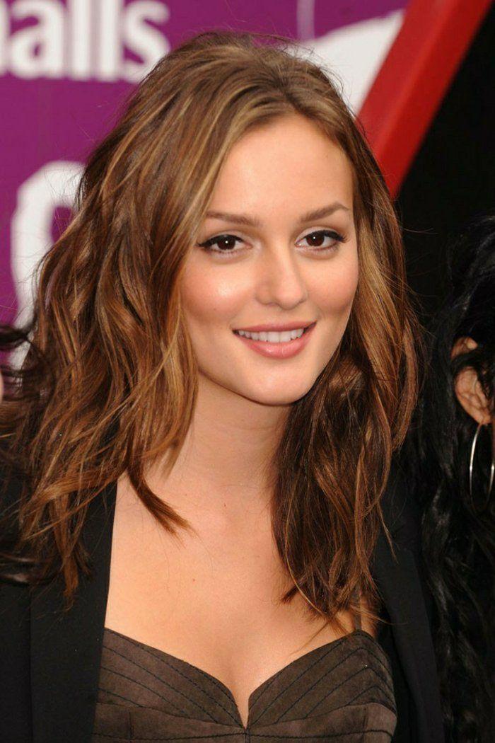 La couleur châtain clair pour des cheveux magnifiques!