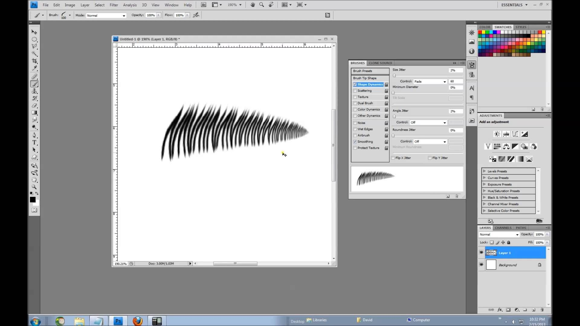 How to make eyebrow textures for your second life avatar with how to make eyebrow texture for your second life avatar by quark yifu this is a photoshop tutorial that demonstrates the basic process of making eyebrow baditri Images