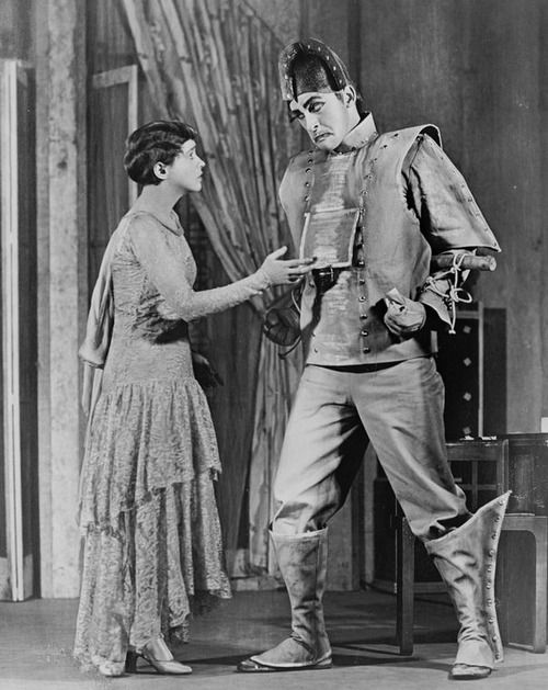 """Written by Czech playwright Karel Capek, R.U.R. was one of the earliest sci-fi stage productions and also introduced the word """"robot"""" to the english language.1922"""
