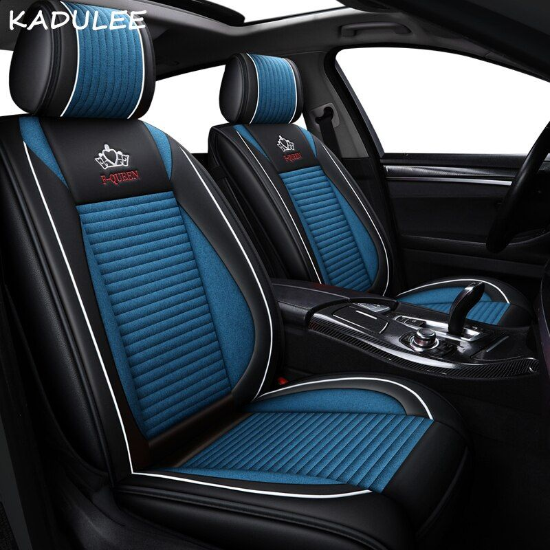 Best Price Kadulee Auto Flax Car Seat Cover For Ford Mondeo Focus 1 2 2017 Fusion Fiesta Mk7 Range Car Seats Ford Mondeo Best Car Seats