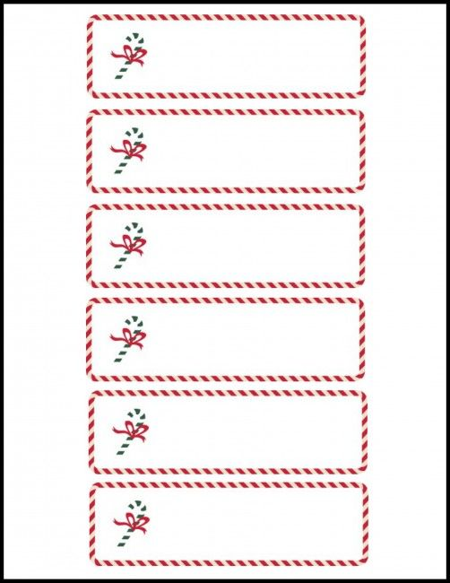 Free Cute Christmas Place Card Printable Worthing, Free and - printable christmas card templates