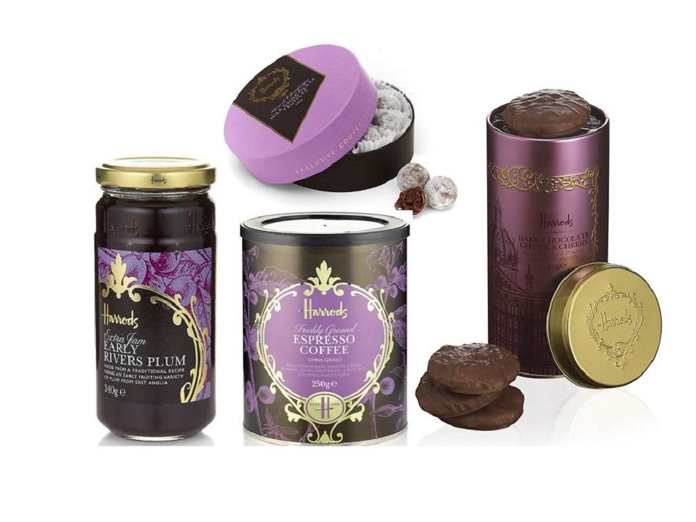 Harrods Christmas gifts from their luxury food collection | Homegirl London