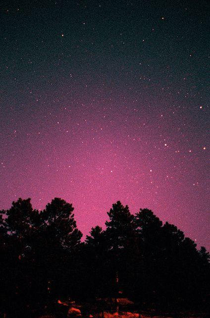 Starryeyed Night Sky Art Night Sky Painting Pink Photography