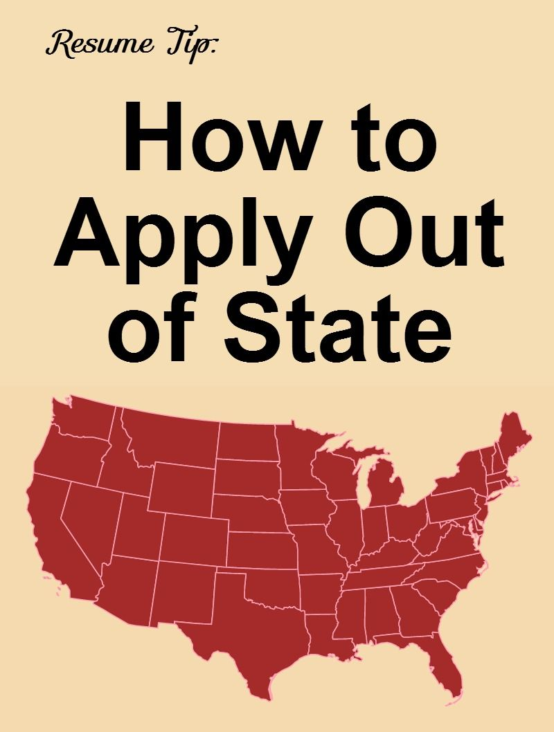 Resume Tips for those Willing to Relocate | College life | Pinterest ...