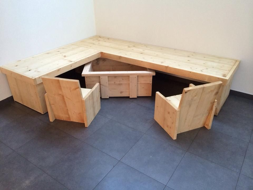 Creatief Met Steigerhout : Creatief met steigerhout woontoko woontoko