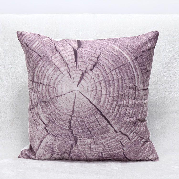 3D purple   Plush throw pillows, Sofa