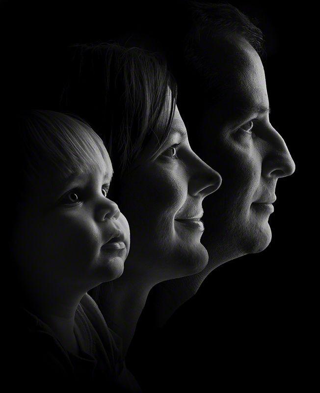 Mason Familienporträt