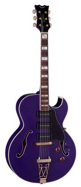 Palomino Purple Dean Guitars Guitar Electric Guitar