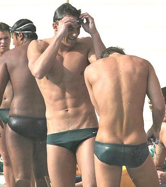 Gay Swimmers 93