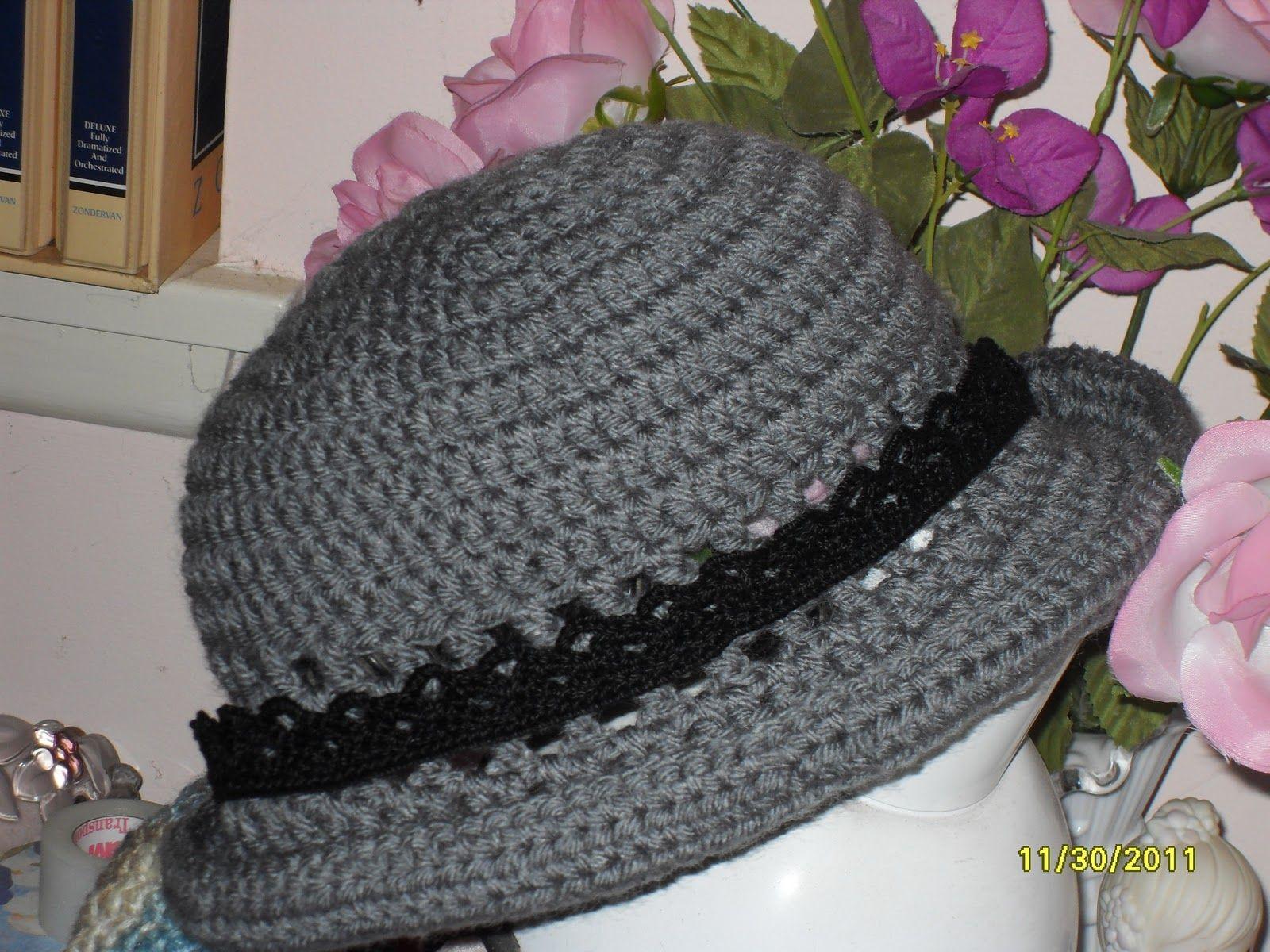 Excelente Las Pautas De Los Sombreros Del Bebé Del Ganchillo Regalo ...
