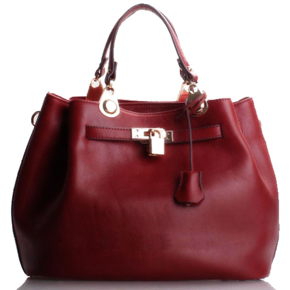 Belle - Lux Haide Luxurious Italian Leather Handbag - Lux Haide ...