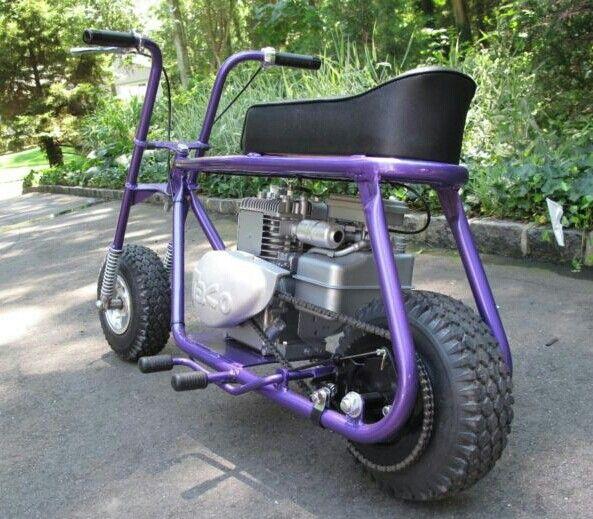 Taco Minibike Mini Motorbike Mini Bike Tracker Motorcycle