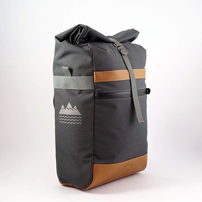 Bike Rear Tail Seat Pannier Bag Rear Rack Trunk Portabl Shoulder Bag 28x 16x14cm