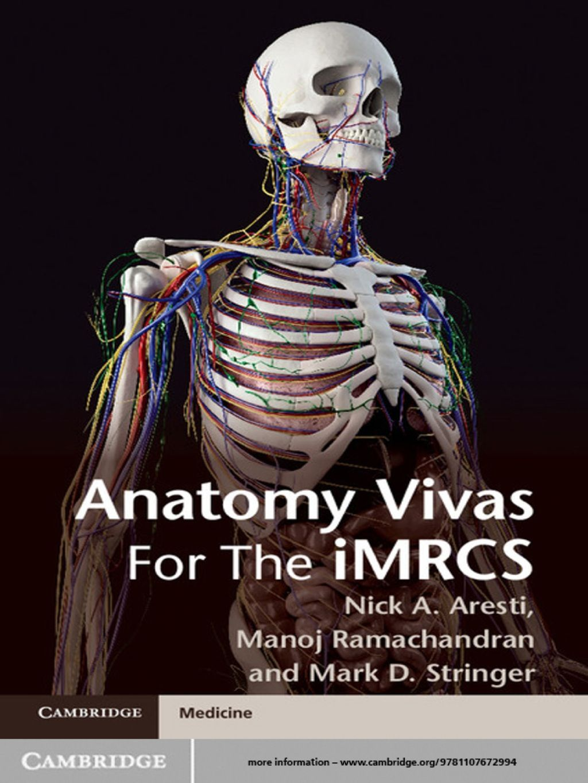 Anatomy Vivas for the Intercollegiate MRCS (eBook