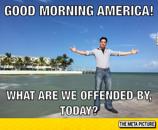 Tell Me America Good Morning America Funny Memes The Meta Picture