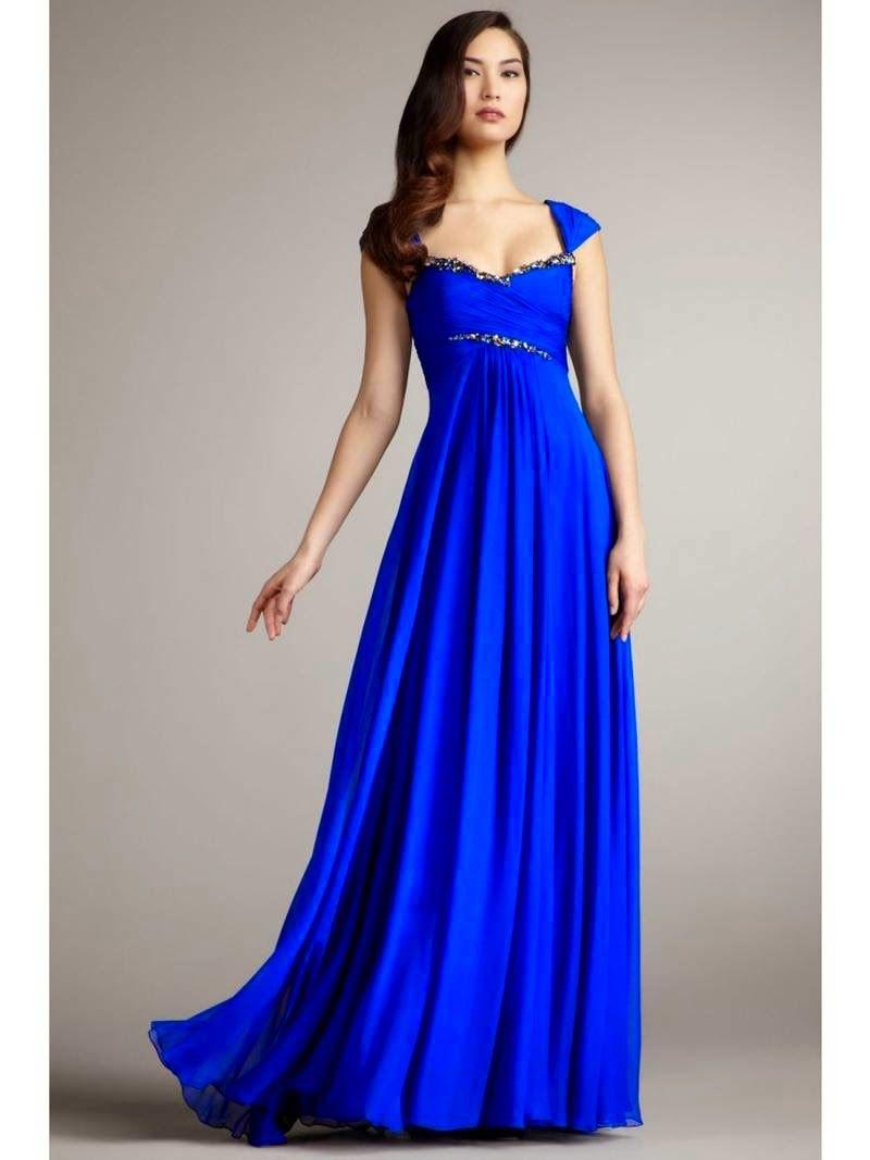 3481a0d1bf Excelentes alternativas de vestidos de fiesta para embarazadas ...