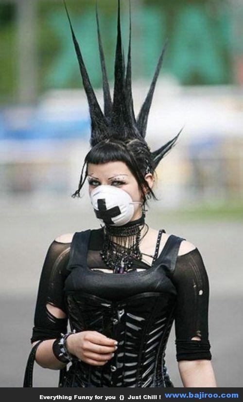 strange sexy goth girl   Sexy and Strange   Goth, Gothic und Cybergoth dc9830edb6