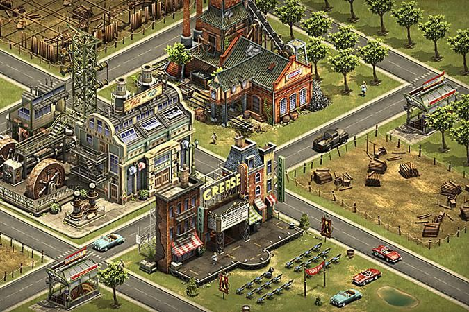 Städteaufbauspiel