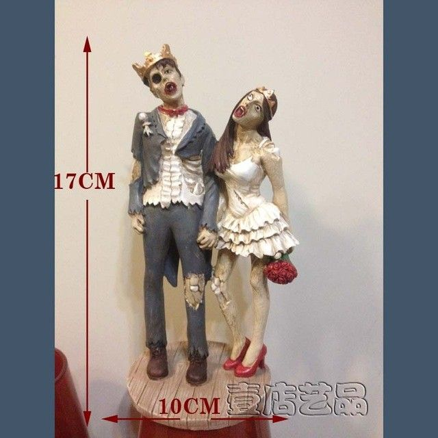 Bride & Groom Zombie King & Queen (With Images)