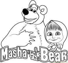 Muchos Dibujos A Lapiz De Masha Y El Oso Para Imprimir Masha Y El Oso Paginas Para Colorear Paginas Para Colorear Disney