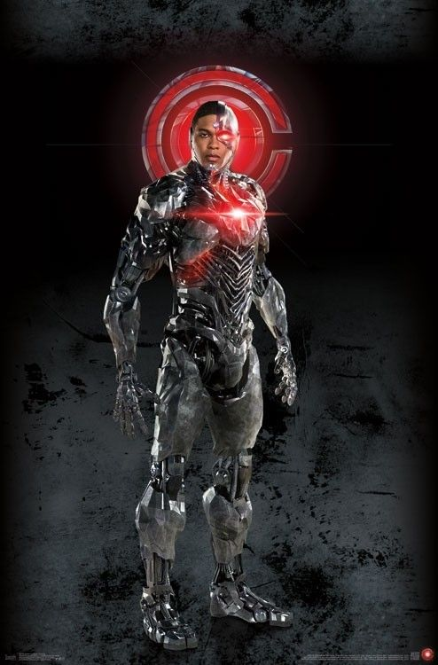 Justice League Cyborg Promo Image Comic Movies Dc Comics Heroes Justice League
