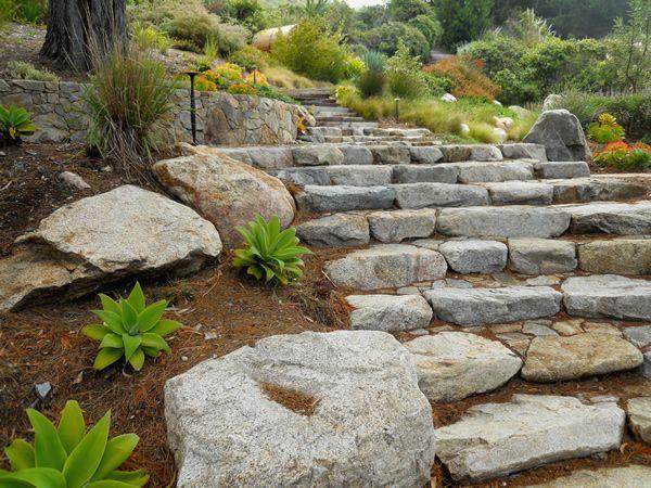 5 Innovative Hillside Landscaping Tips On Landscapingnetwork Com Stone Landscaping Small Yard Landscaping Hillside Landscaping