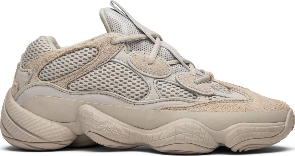 e05edd12 NEW ADIDAS YEEZY BOOST 500 BY KANYE WEST NEW WITH BOX Yeezy 500 'Blush'  Initially released in February 2018 as a limited pre-order in New York and  Los ...