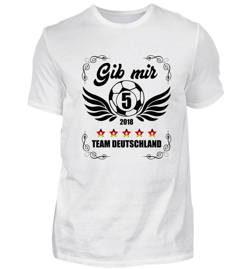 Fussball shirt · gib mir fünf #1.4   Shirts, Fußball shirt ...