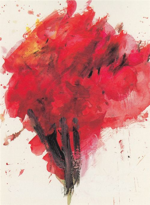 Cy Twombly, 'Scent of Madness', 1986.