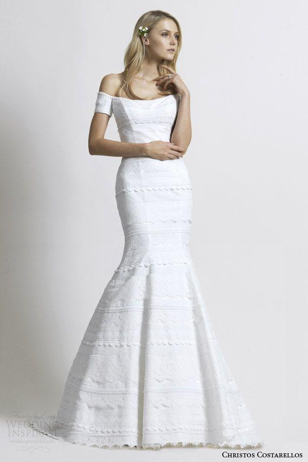 Christos Costarellos 2014 Wedding Dresses