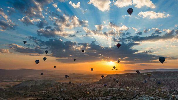 Capadocia~Turquía <3