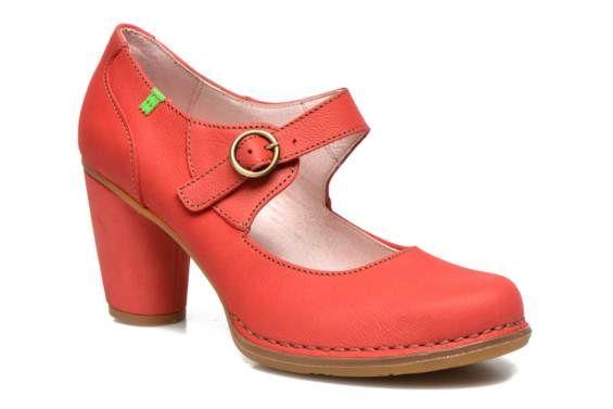 El Naturalista Colibri N475 High heels 3/4 view