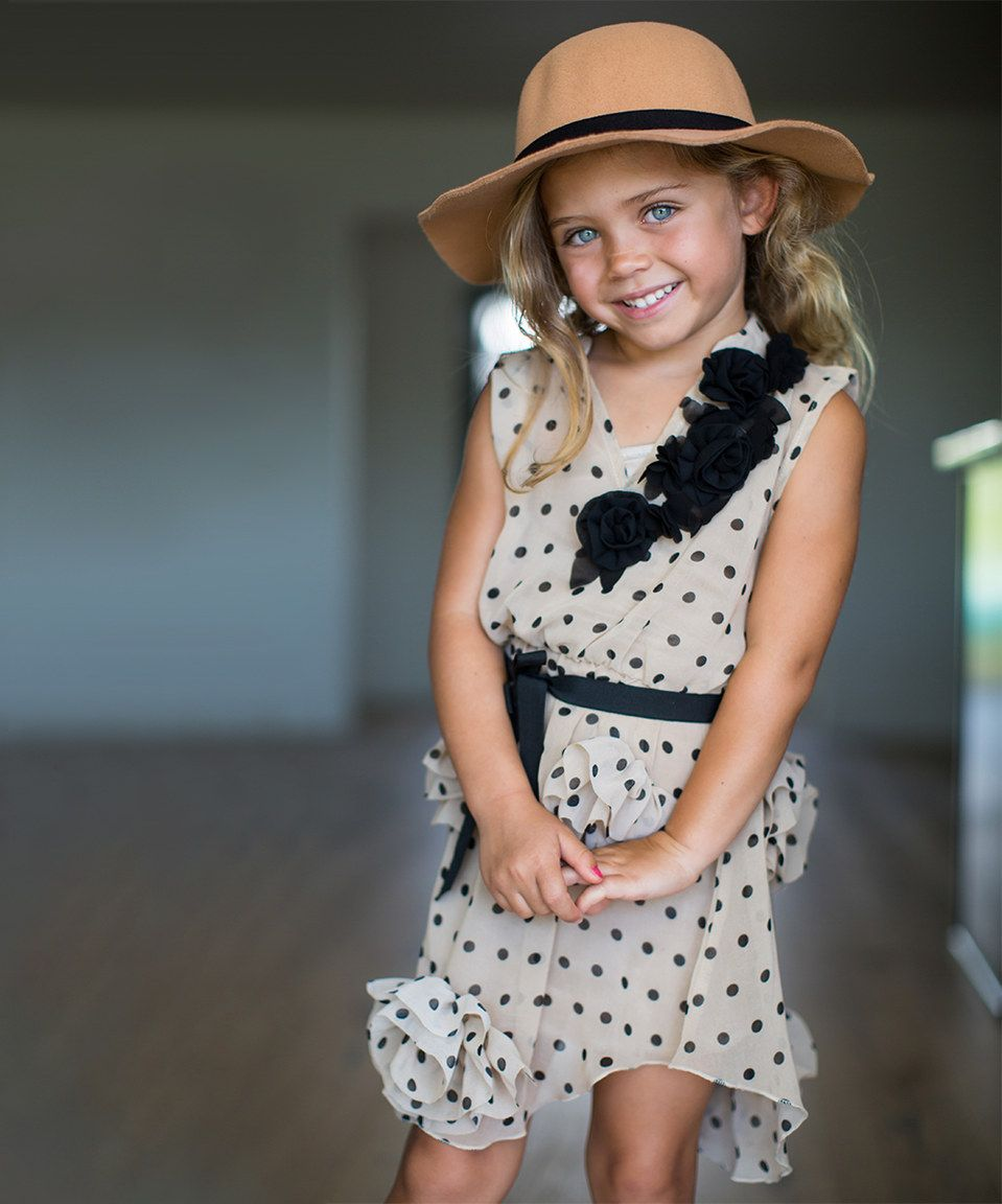 ffc5aa3c8c0 Love this Trish Scully Child Camel Wool Floppy Hat by Trish Scully Child on   zulily!  zulilyfinds