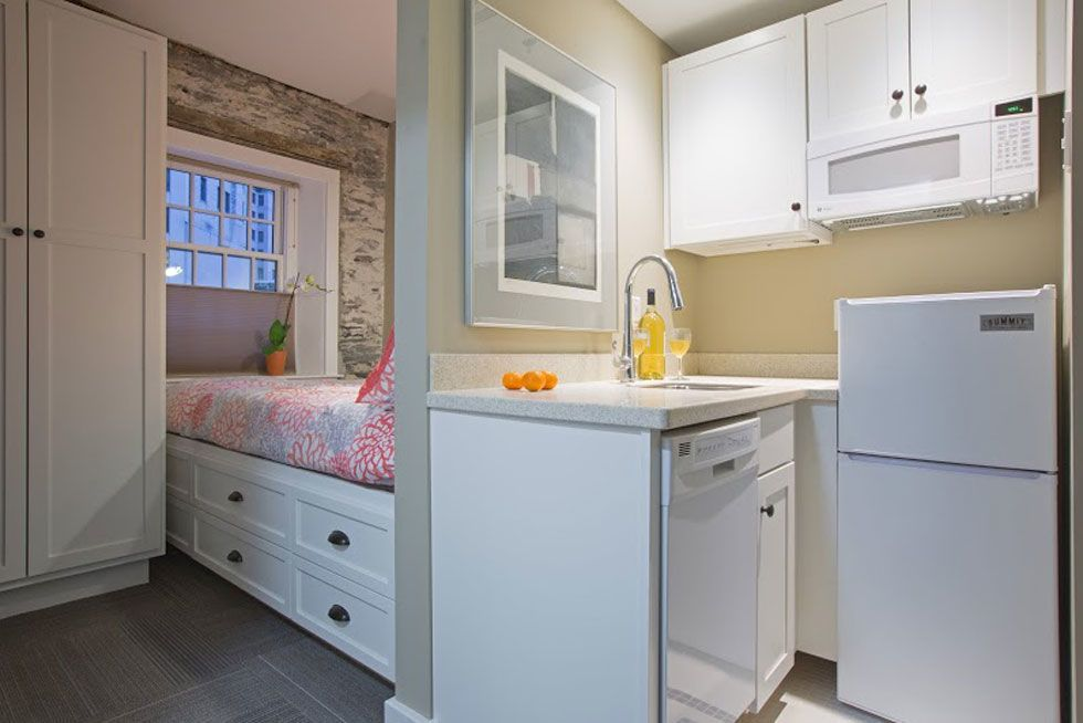 America S First Shopping Mall Is Being Turned Into Affordable Apartments Micro Apartment Loft Living Micro House