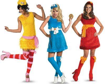 costume sesame street Adult