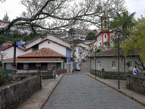 Ponte dos Suspiros/Ouro Preto/MG/Brasil