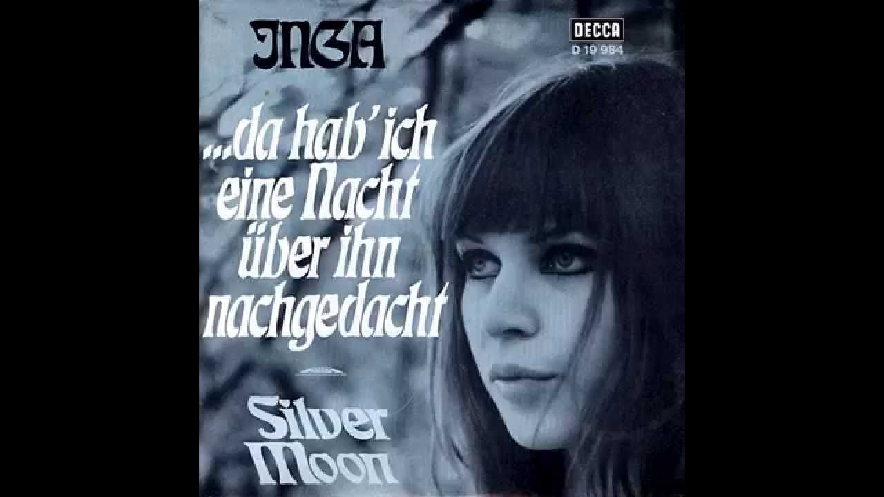 Inga - Silver Moon (Time Of The Season, The Zombies German Cover)