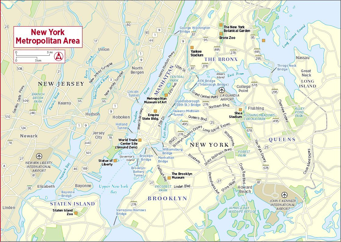 Gray Line All Around Town All Loops Tour TemplateLocation Map USA - New york map city